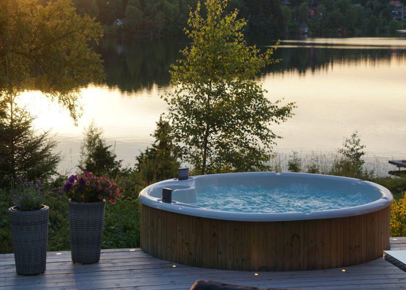 Underbar Fixa ditt eget spa – hemma i trädgården! - Bomässan NY-63